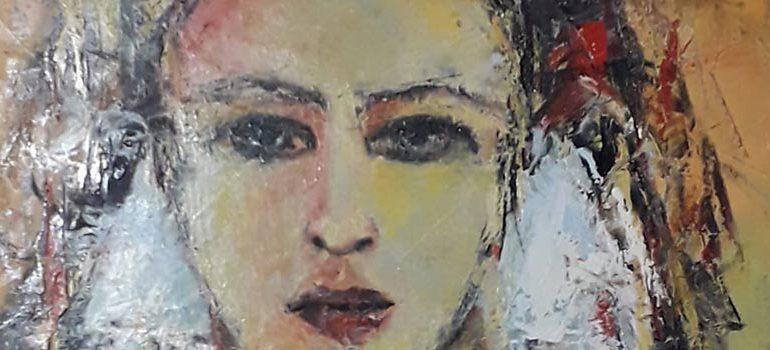 Exposition d'Amina Hammadi