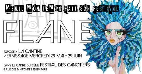 Exposition de Flane Soldani